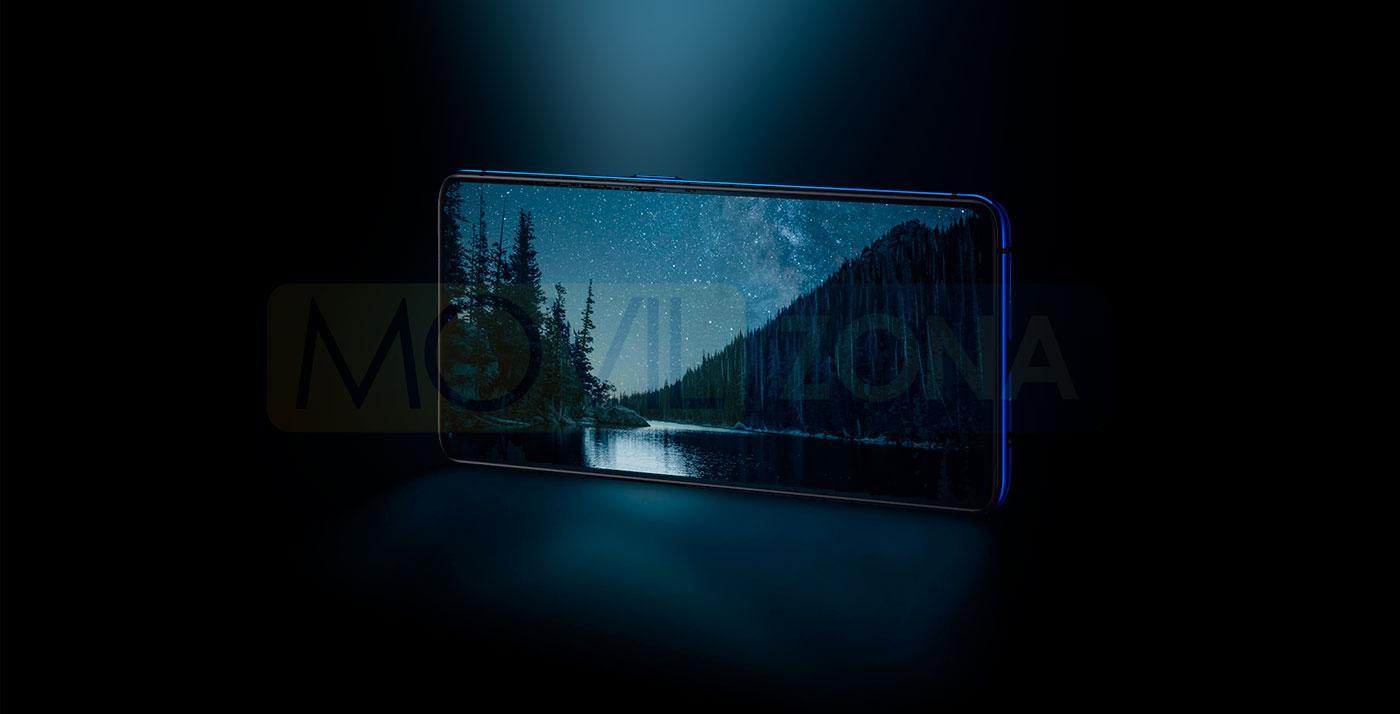 Realme X2 Pro pantalla