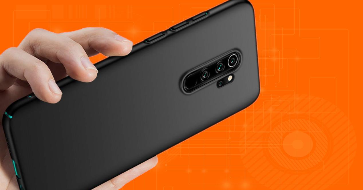 Redmi Note 8 Pro funda portada