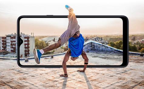 Samsung Galaxy A20s pantalla