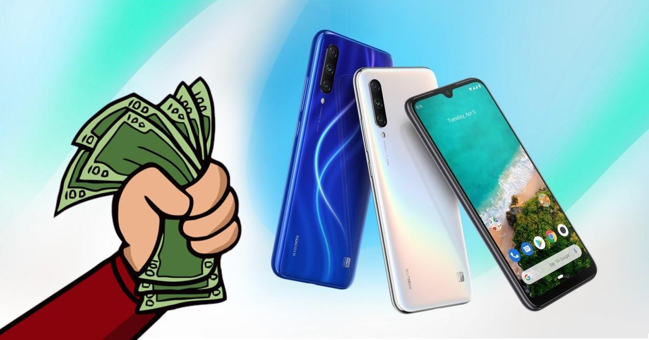 Xiaomi Mi A3 take my money