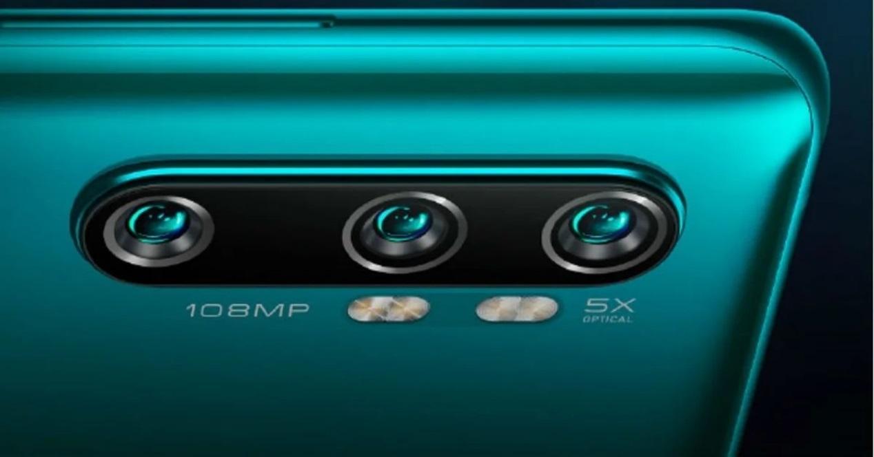 Xiaomi Mi Note 10 portada
