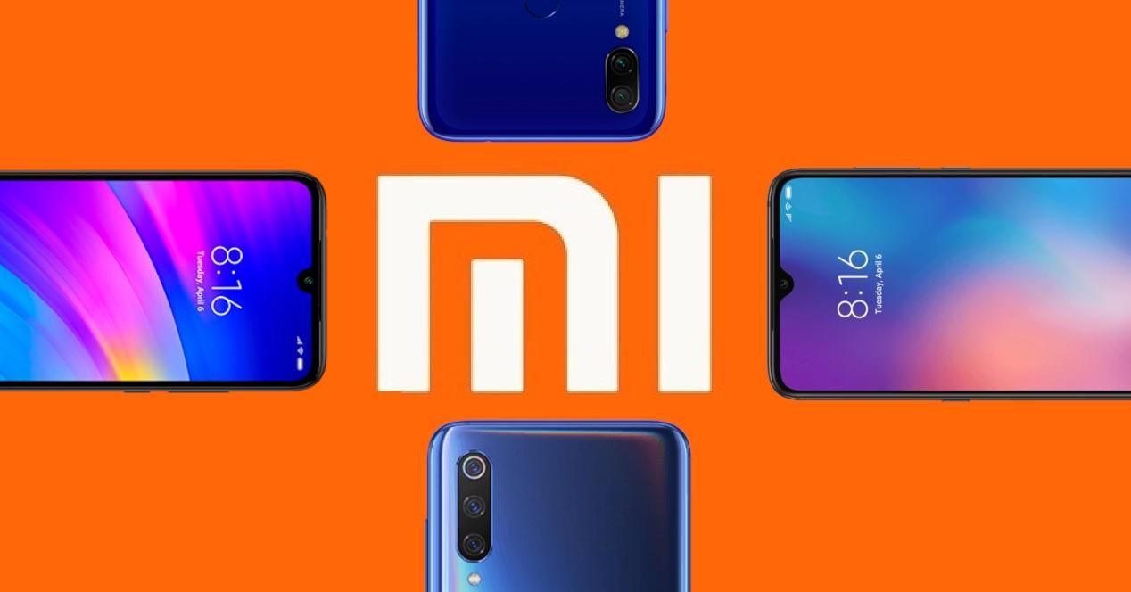 Xiaomi móviles
