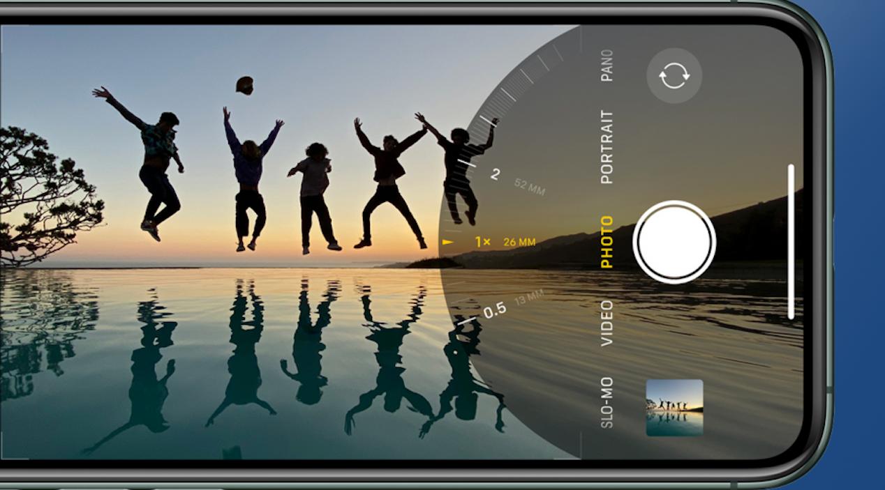 deep fusion iphone