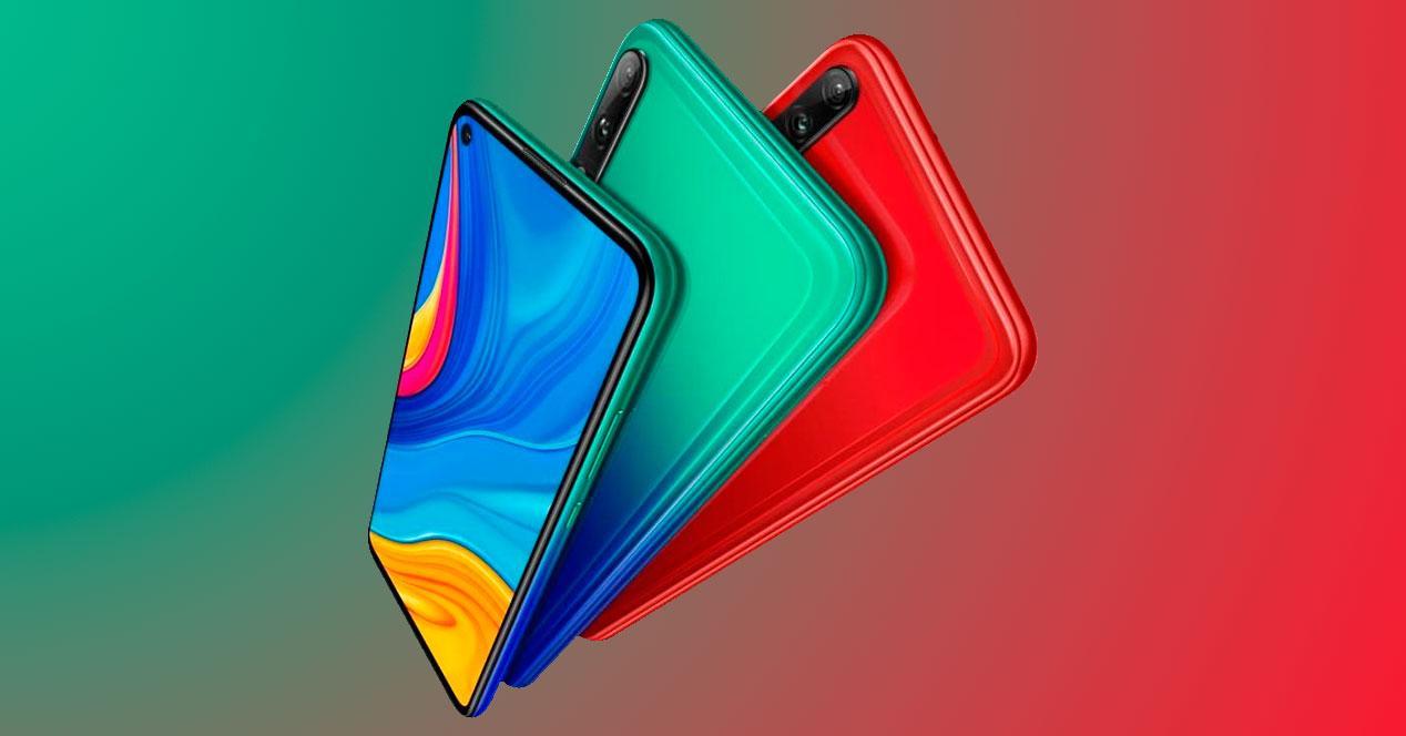 Huawei P Smart de 2020