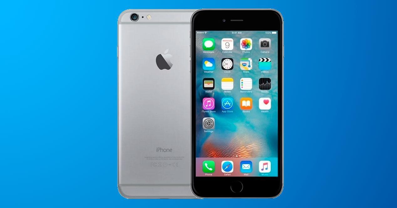 fallo del iPhone 6s