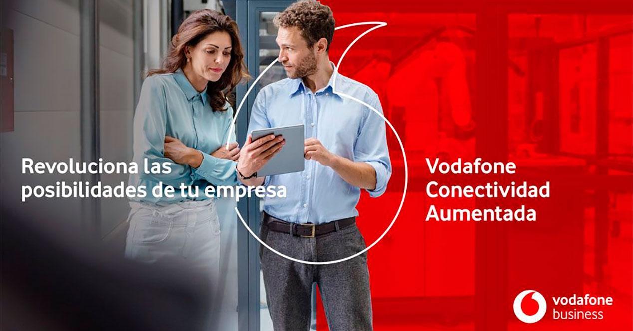 Conectividad Aumentada de Vodafone