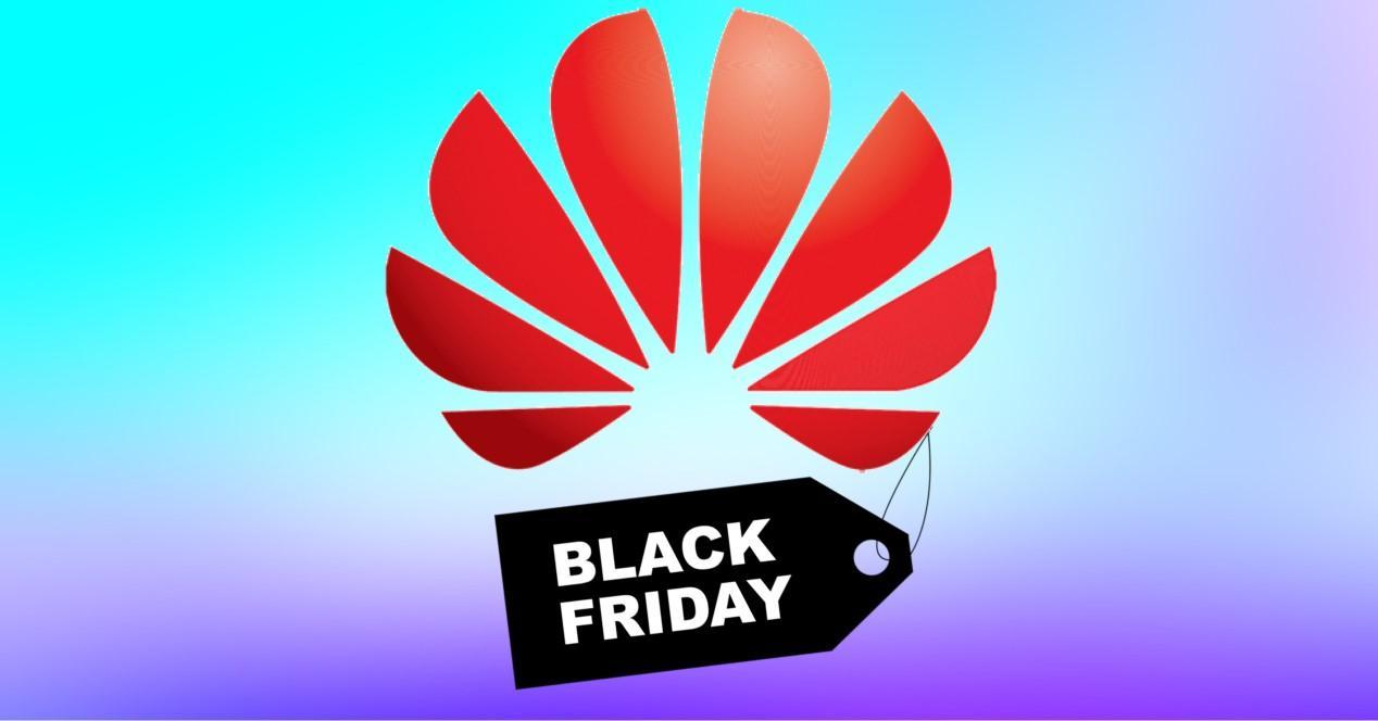 Black Friday de Huawei