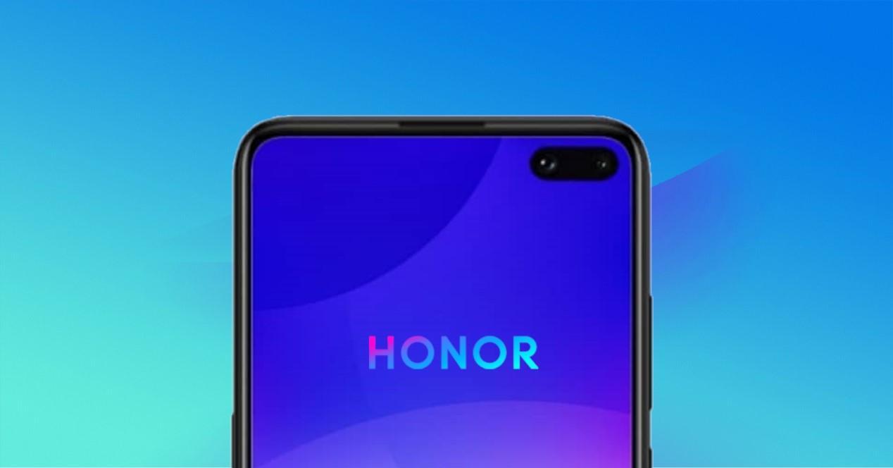 Honor V30 concepto