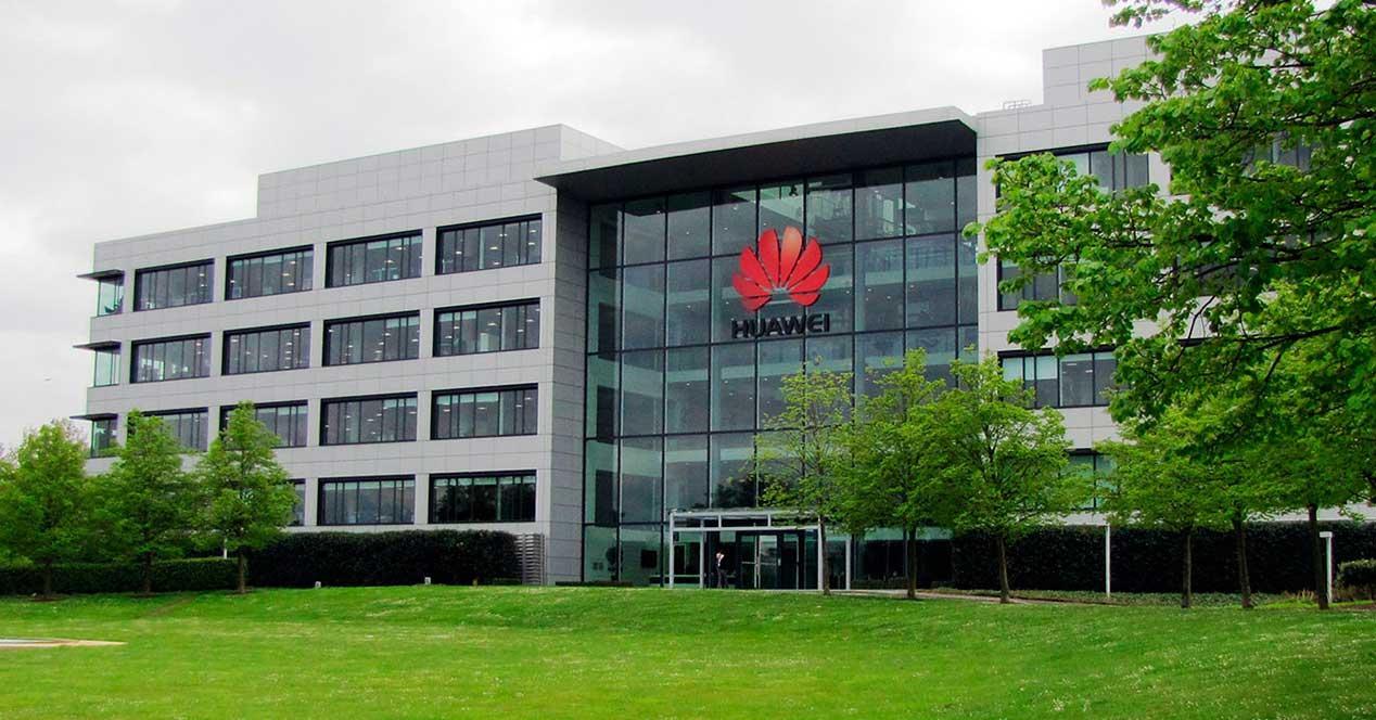 Huawei cuartel general