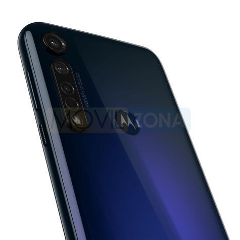 Motorola Moto G8 Plus cámaras