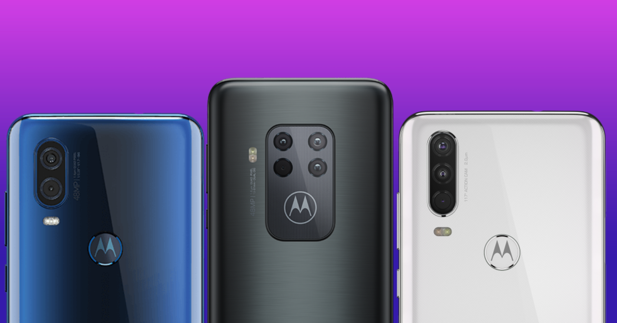 Motorola One Vision vs One Action vs One Zoom