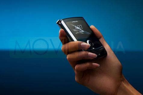 Motorola Razr 2019 pantalla