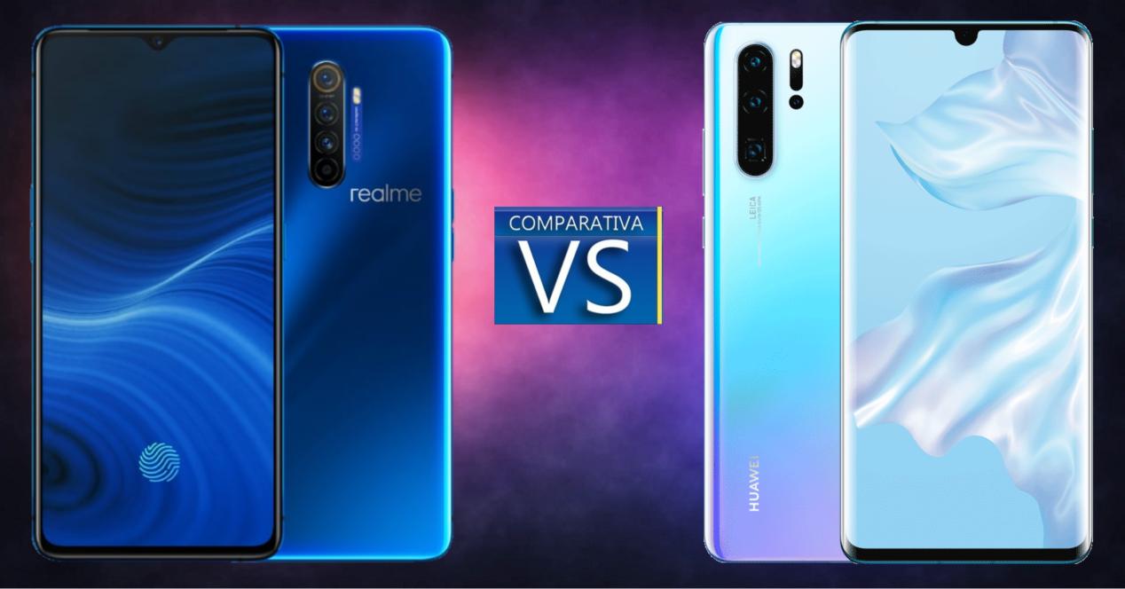 Realme X2 Pro vs Huawei P30 Pro