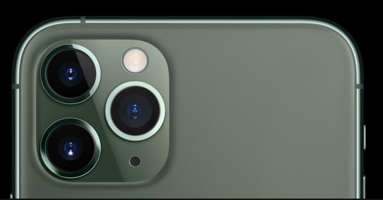 iPhone 11 Pro web de Apple