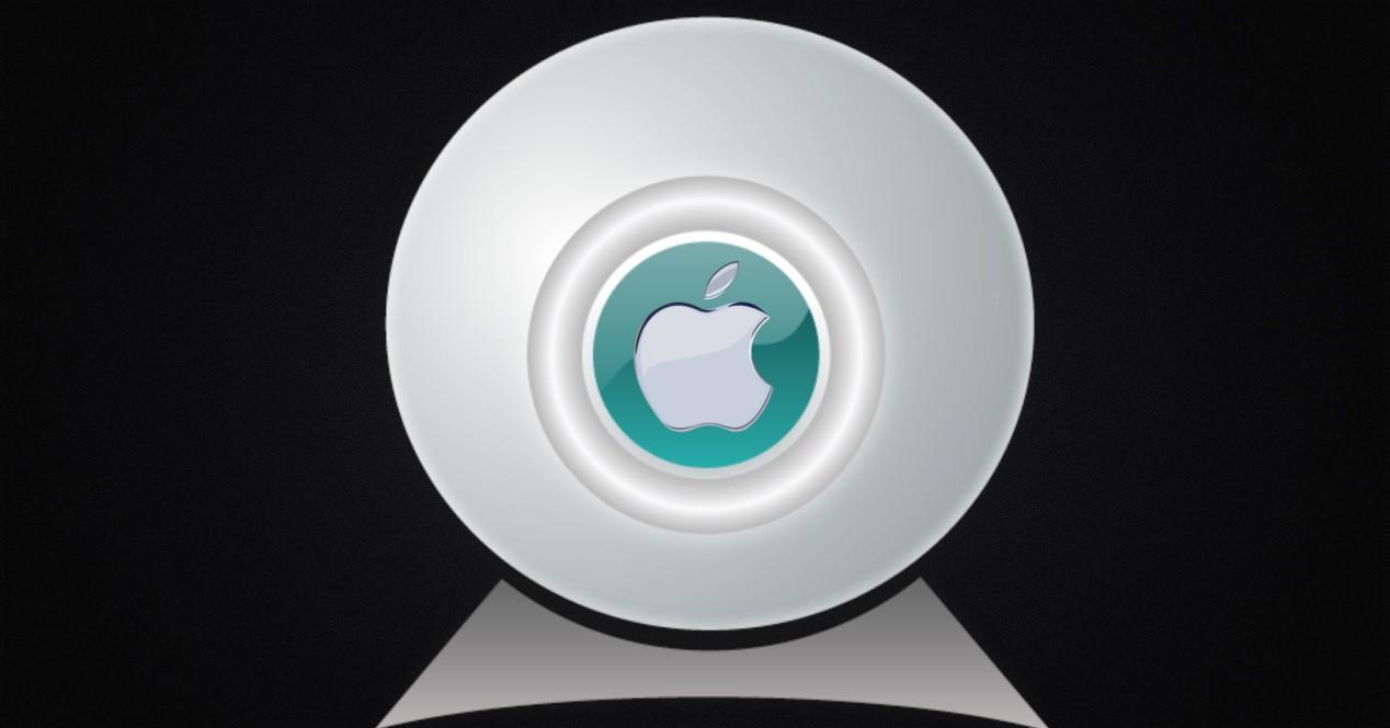 iPhone como webcam