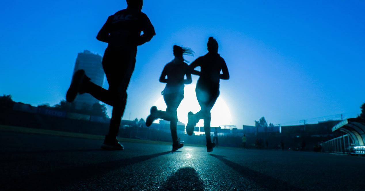 móviles para hacer deporte