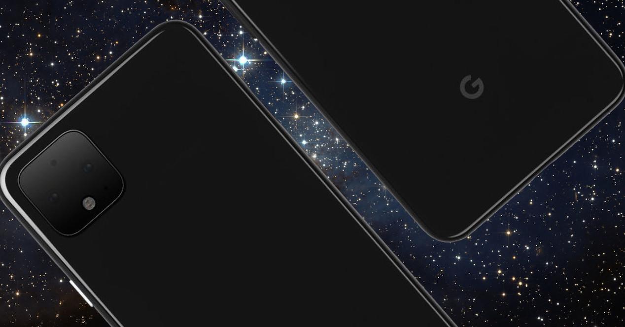 pixel 4 astronomia