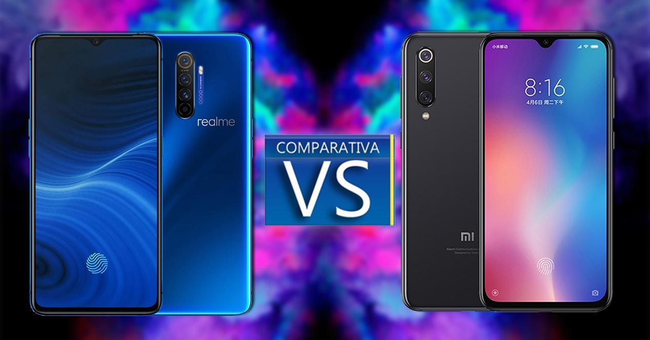 realme X2 Pro vs Xiaomi Mi 9