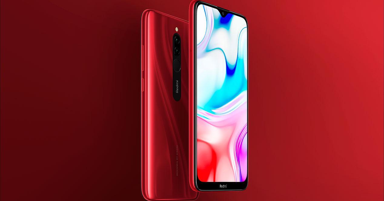 oferta del Xiaomi Redmi 8
