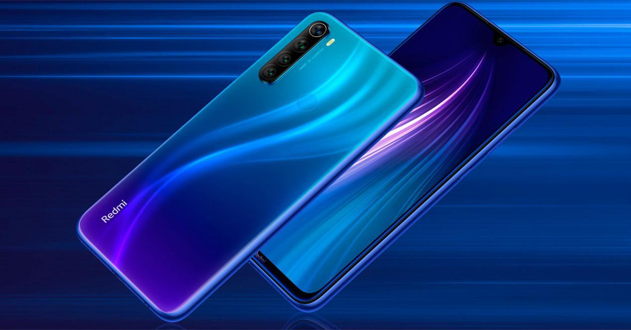oferta del Xiaomi Redmi Note 8