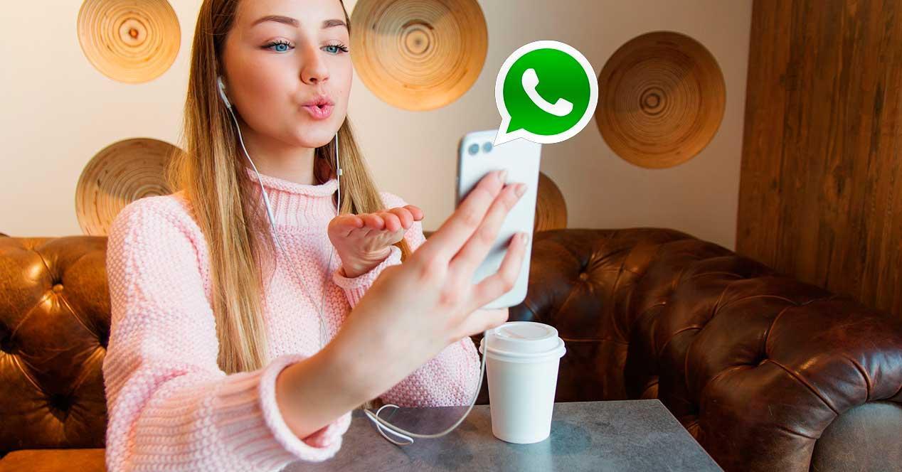 videollamadas de WhatsApp