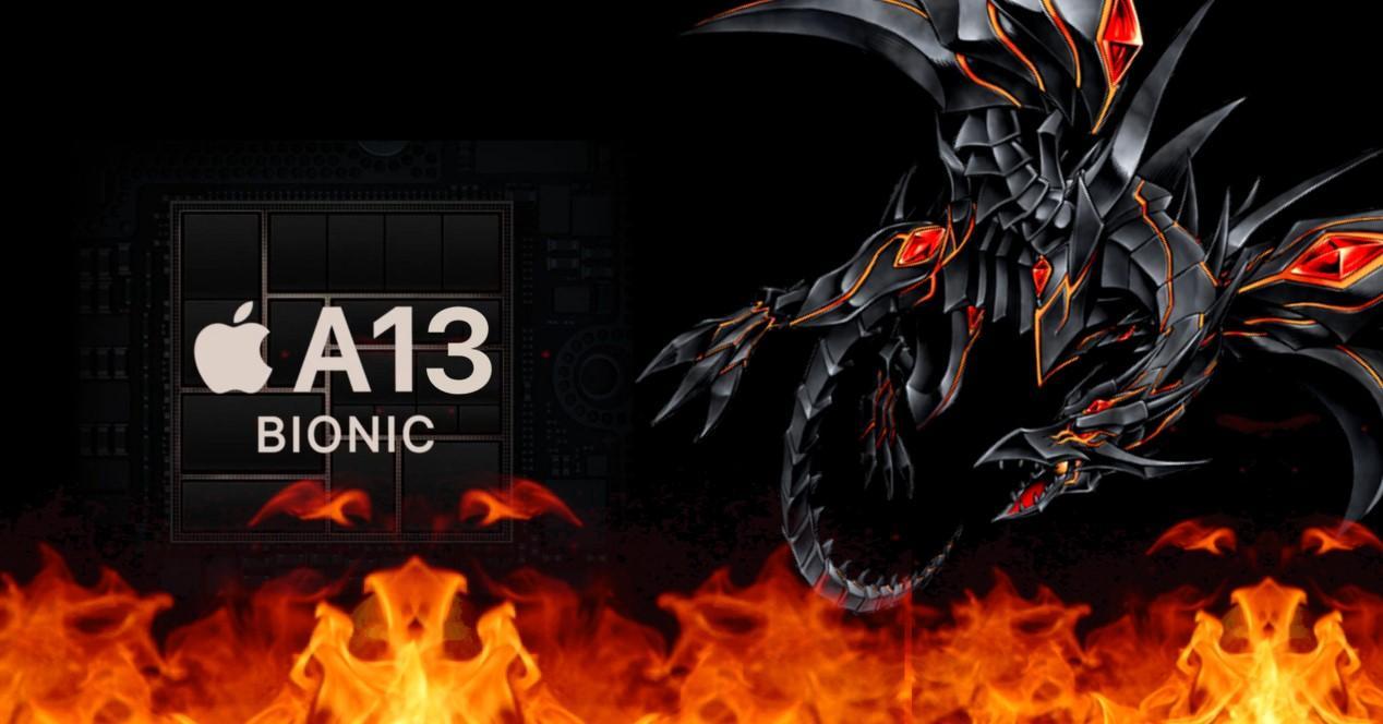A13 vs Dragon