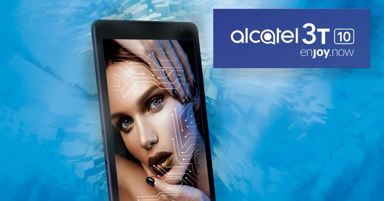 Alcatel 3T 10 4G