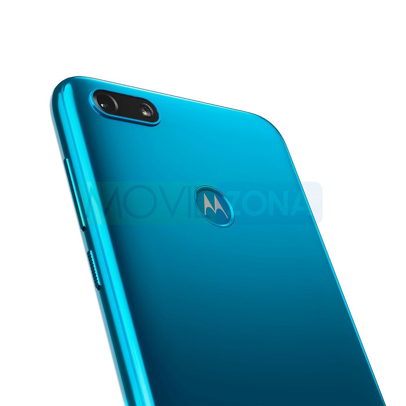 Motorola Moto E6 Play doble cámara