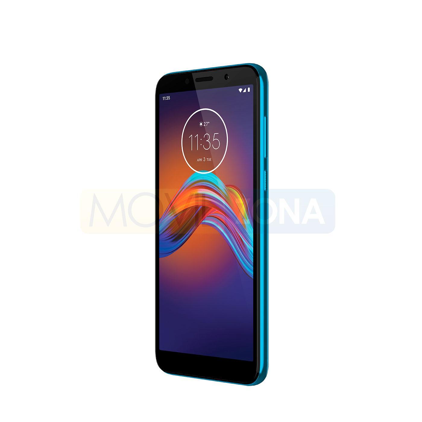 Motorola Moto E6 Play lateral