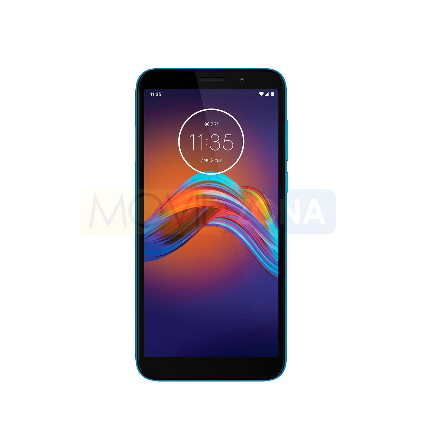 Motorola Moto E6 Play frontal