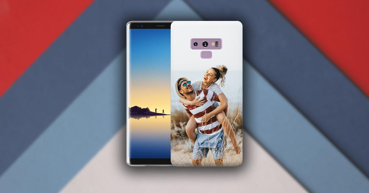 Personalizar con fotos la funda de tu móvil
