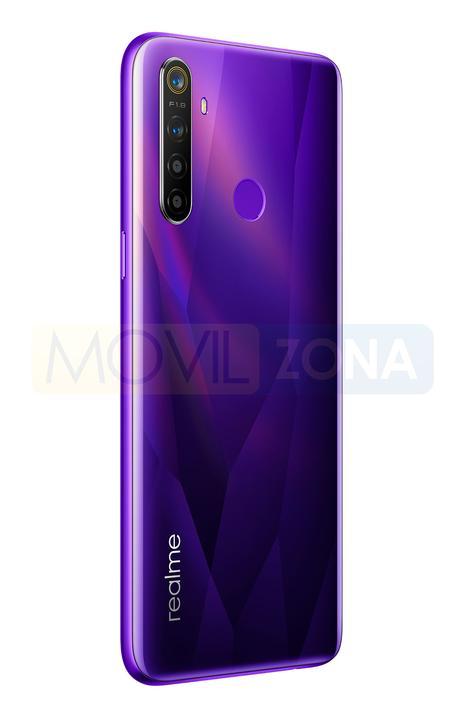 Realme 5 violeta