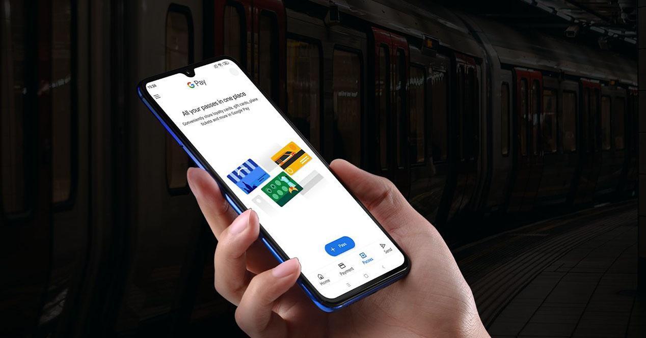 movil con NFC