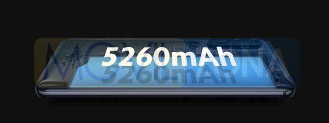 Xiaomi Mi Note 10 Pro batería