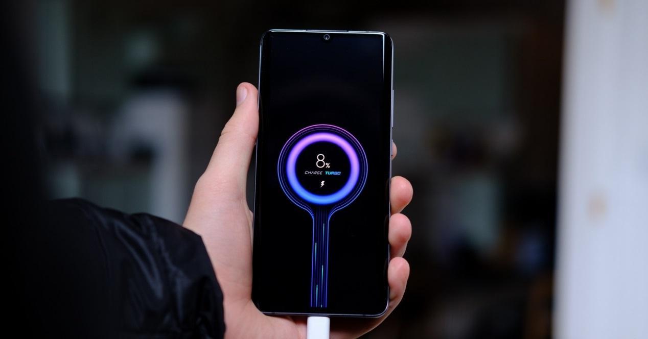 Xiaomi carga rapida