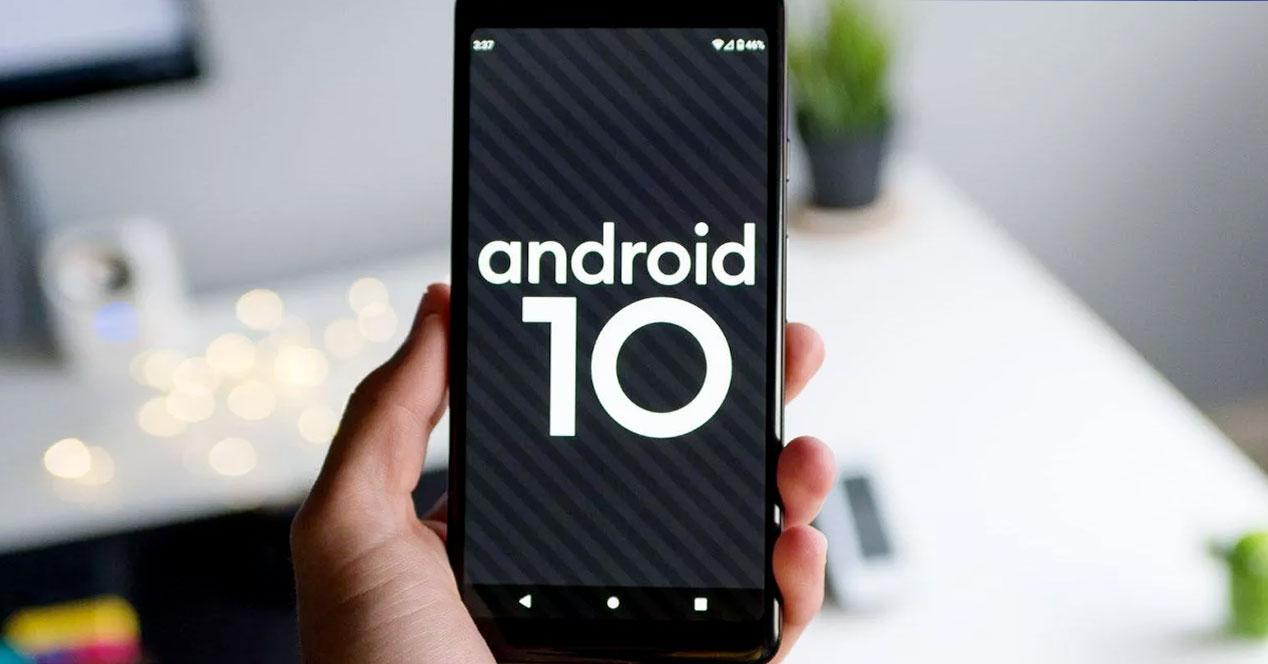 5 móviles baratos con Android 10