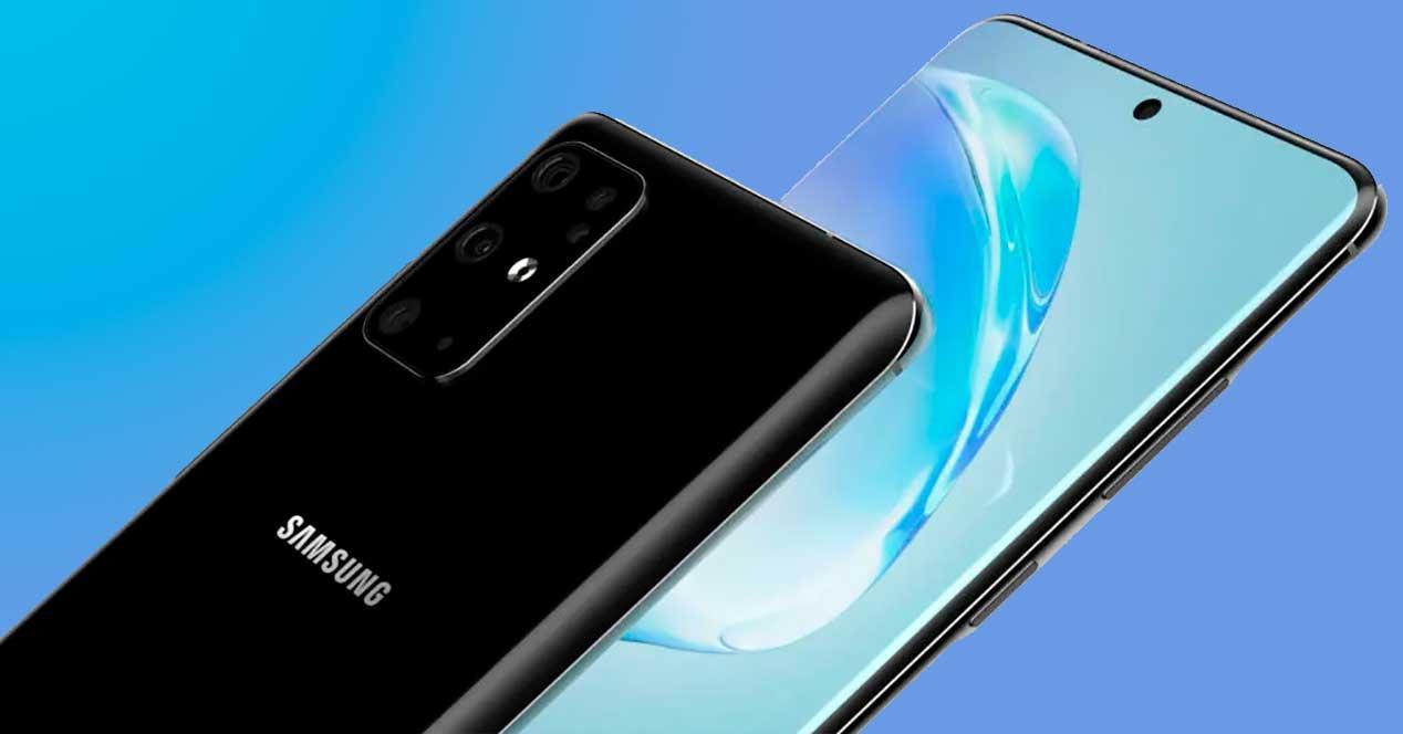 pantalla del Samsung Galaxy S11