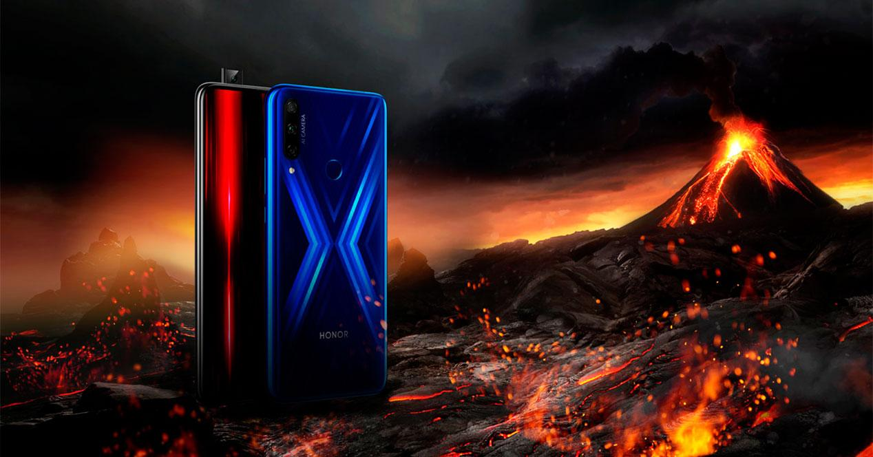 Android 10 para el Honor 9X