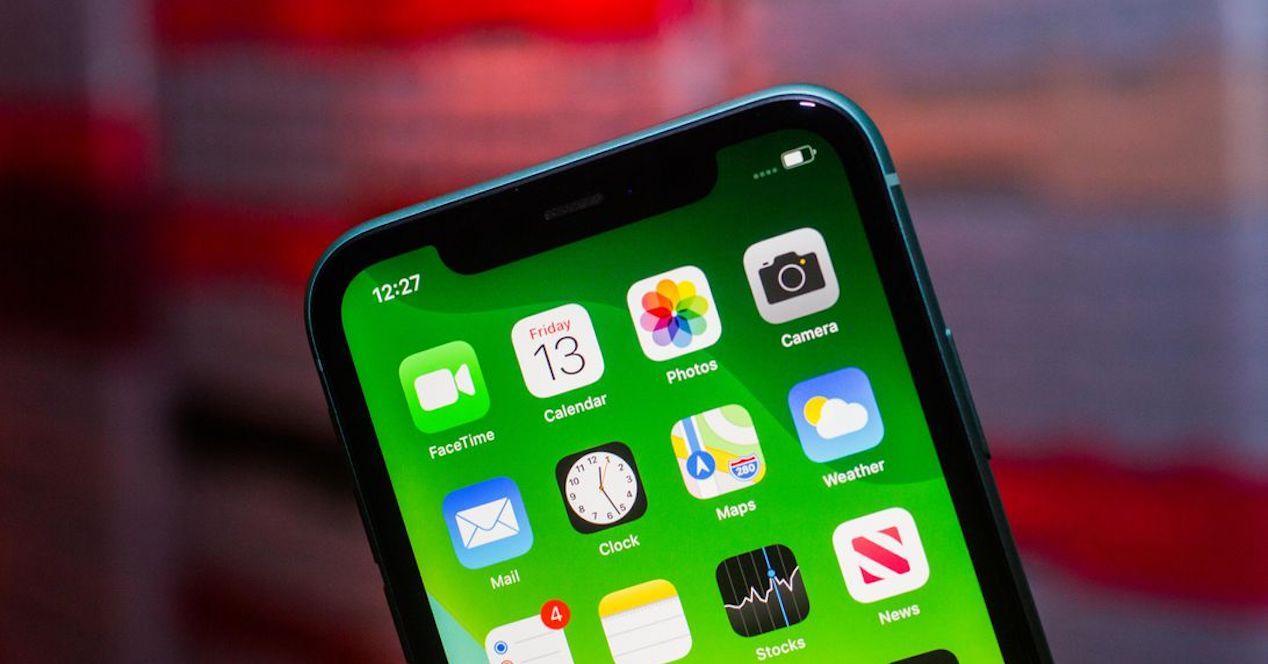 iOS 13 iPhone 11