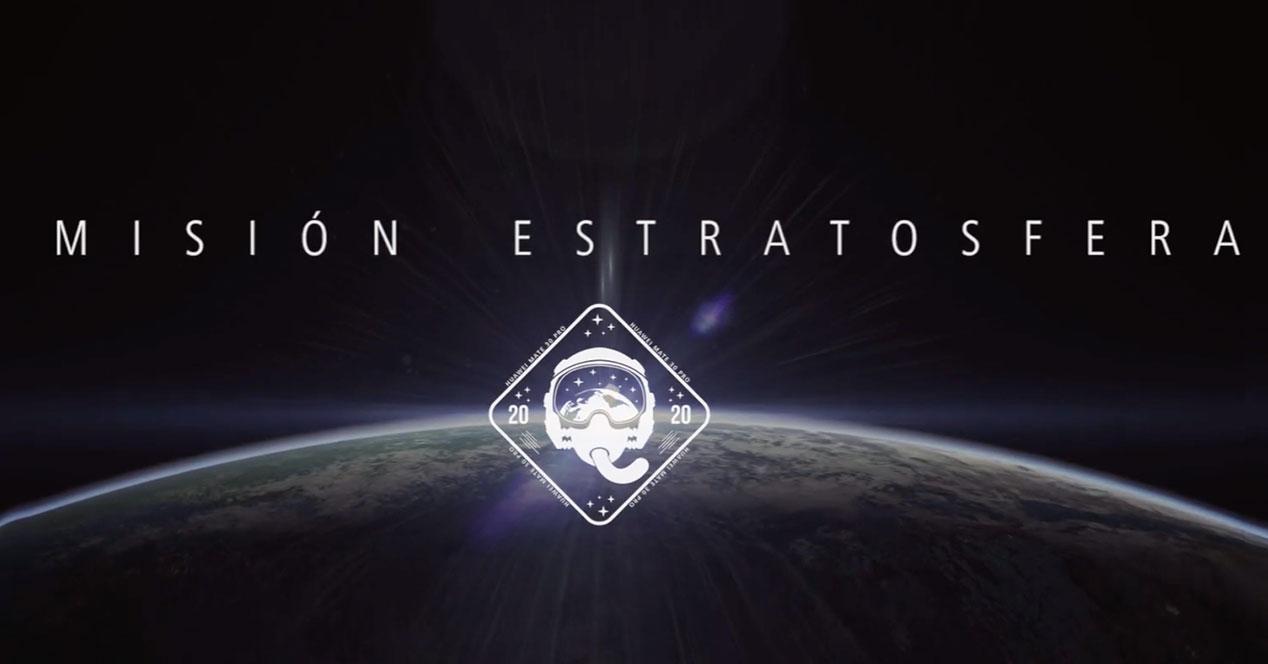 misión estratosfera