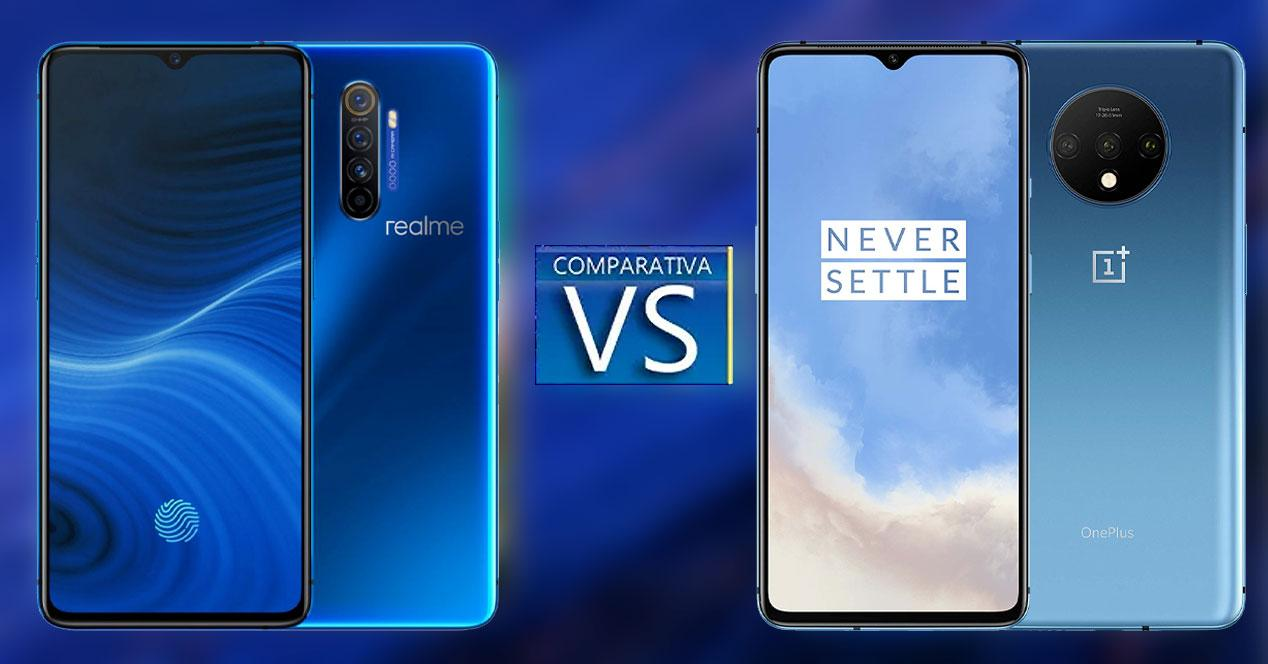 Realme X2 Pro vs OnePlus 7T.