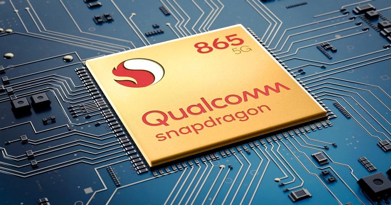 snapdragon 865 procesador