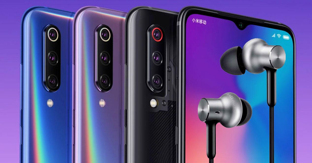 Xiaomi Mi 9 y sus problemas con los auriculares.