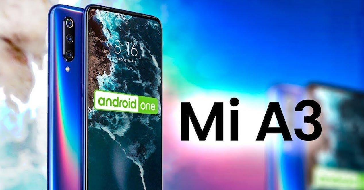 xiaomi mi a3 android one