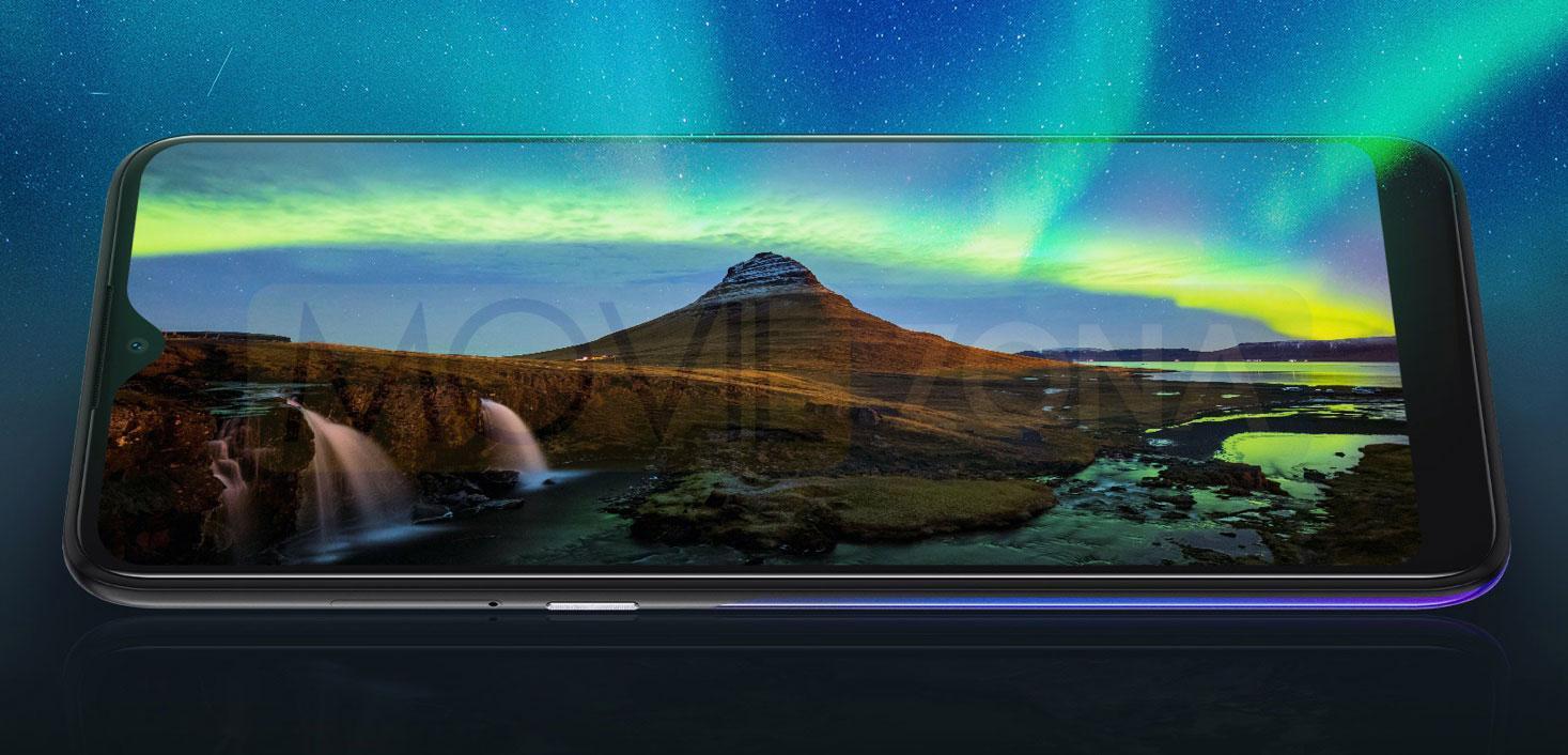 Alcatel 3L 2020 pantalla