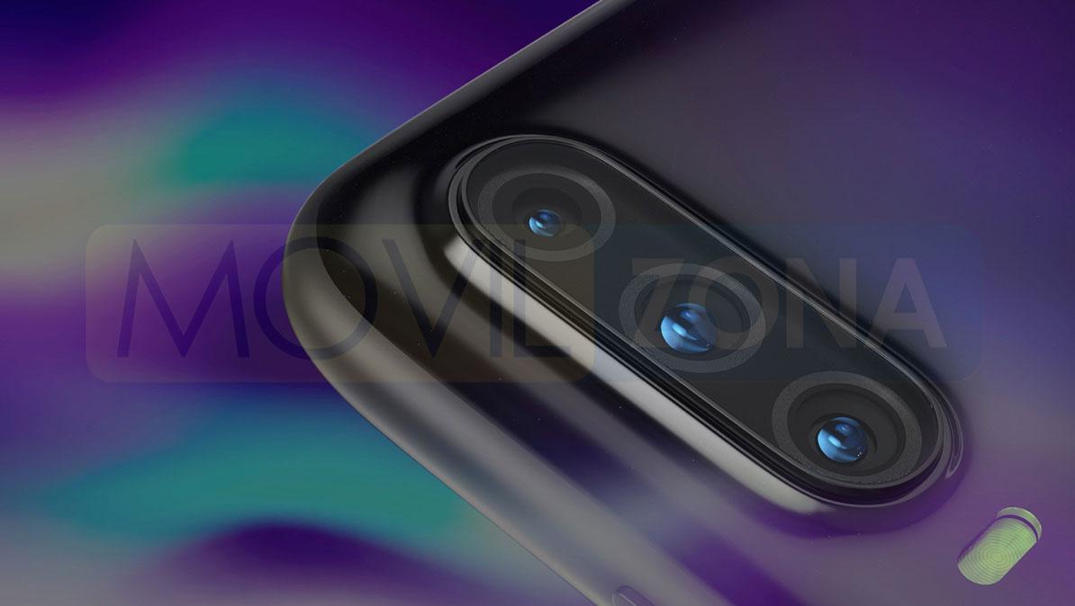 Alcatel 3L 2020 cámara
