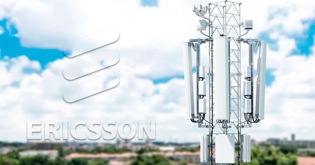Ericsson Torre de 5G