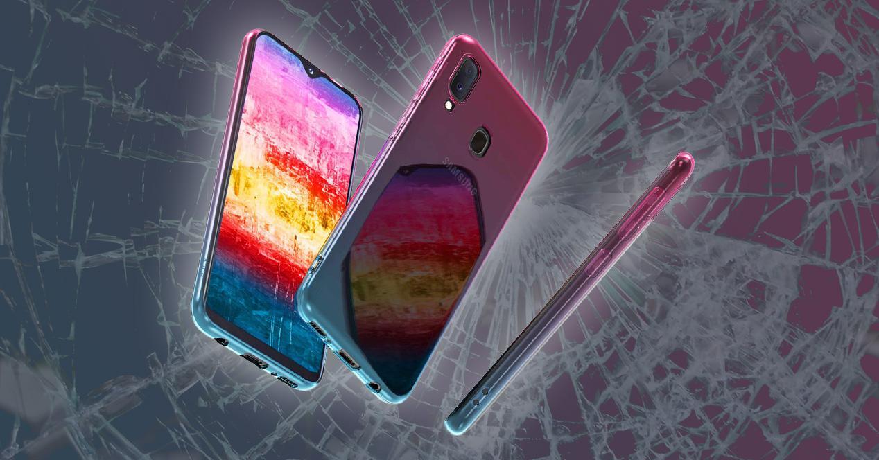 Fundas para el Samsung Galaxy A20e