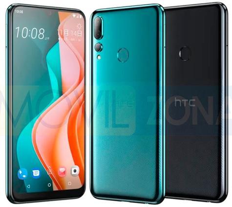 HTC Desire 19s diseño