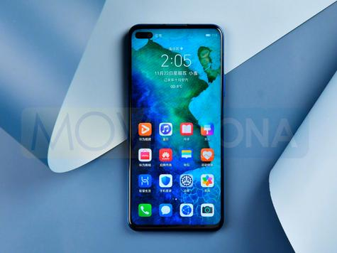 HONOR View 30 Pro frontal